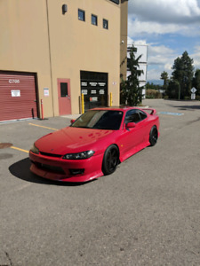 1999 Nissan Silvia S15 *CD009 Transmission*