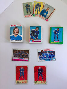 VINTAGE HOCKEY CARD COLLECTION - 2,000 CARDS