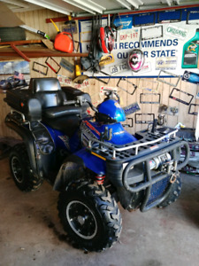 2003 Polaris Sportsman 700 twin
