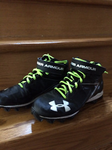 Chaussures Football - Under Armour - Grandeur 9