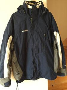 manteau Columbia pour hommes