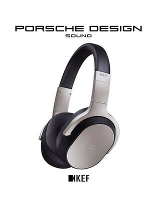 KEF Space One Porsche Design Noise Cancelling Headphones
