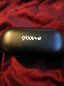 Groov-e wireless earphones