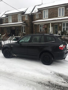 2005 BMW X3 As Is