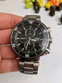 Oris prodiver 7683 divers watch