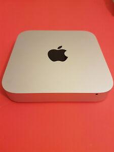Mac Mini UPGRADED Intel i5 256Gb SSD 12-16Gb START 18 SECOND S