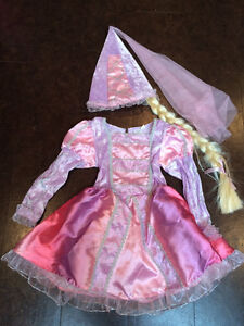 Repunzel costume