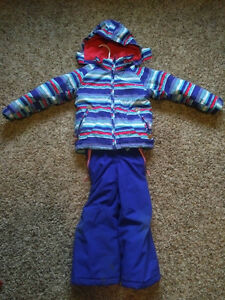 For Sale: size 4T Etirel snow suit for girl