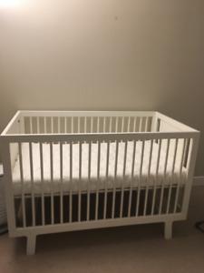 Oeuf - Sparrow Crib and Nook Pebble Pure Crib Matress - NEW