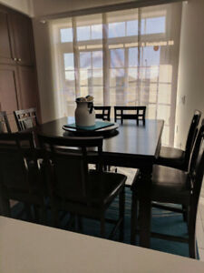 8 chair dining table for sale