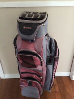 Woman's Datrek Golf Bag