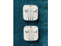 Apple Earpods - 3.5mm headphone connector