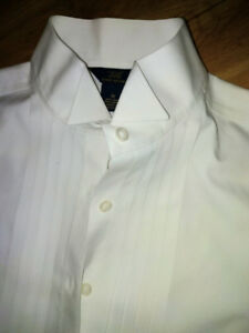 Tuxedo/waitress shirt
