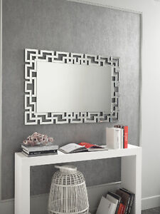 specchio da parete arredamento casa camera sala salotto