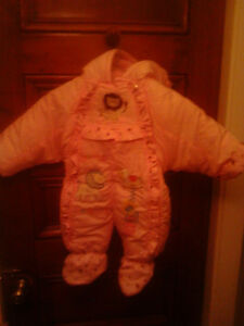 Like New Child Snow Suits