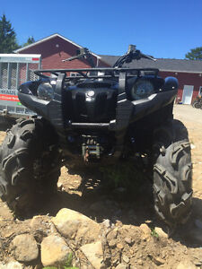 2014 YAMAHA GRIZZLY SPECIAL EDITION FINANCING AVAILABLE