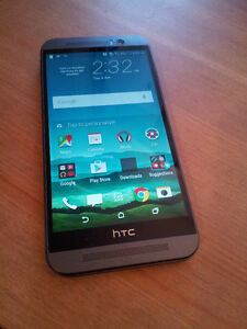 Unlocked HTC ONE M9 32gb for Wind / Mobilicity
