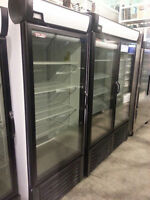 Glass door freezers, bakery, Restaurant, Deli, Food equipment