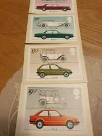 Collectable postcards. Mint condition. 2 pounds for EACH SET