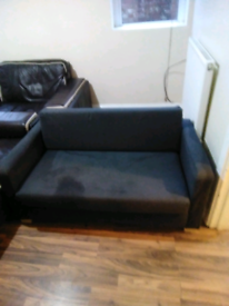 Little sofa bed perfect for student / spare room