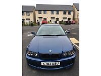 BMW 318 Ci 1.9 petrol
