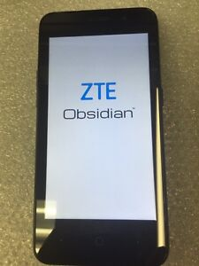 ZTE Obsidian Android Smart phone Unlock