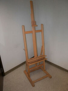 Artist studio supply - Easel (Mabef- made in Italy)