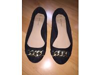 New look flats size 5