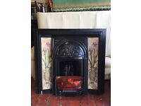 vintage fire surround