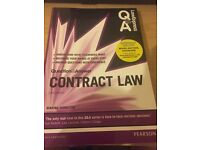 Contract law question & answer