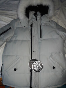 BNWT Moose Knuckles 3Q JACKET Sz MM