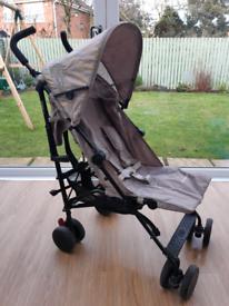 Mothercare Nanu+ giraffe stroller, GUC