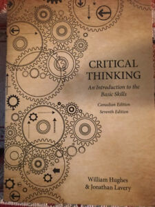 MODR1770 -Critical Thinking: An Introduction to the Basic Skills