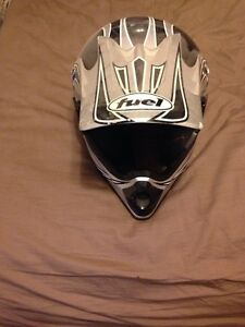 Jr. dirt bike helmet