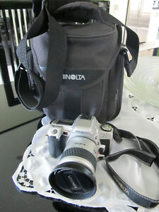 Minolta Maxxum HTsi Plus 35mm - ***Price Drop - $75.00*** West Island Greater Montréal image 1