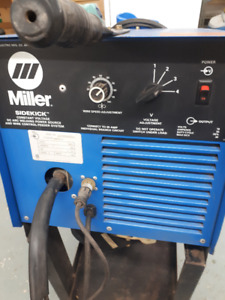 Miller Mig Sidekick Welder for sale