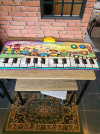 Chad Valley large baby foot piano