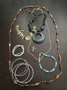 Necklaces & Bracelets