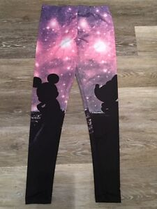 SZ SMALL BRAND NEW MINNIE MOUSE LEGGING PANTS