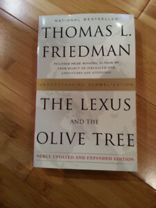 The lexus and the olive tree - Thomas L.Friedman