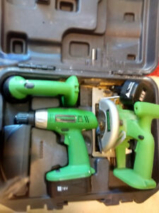 power tools going cheap. $50 for everything obo