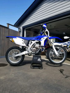 2015 Yamaha WR450 *LOW HOURS*