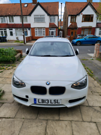 BMW 1 series 2.0 116d SE sports hatch 5 door. Full BMW servicing.