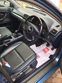 Audi A4 1.9 TDI SE manual 130bhp. (2001)