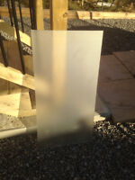 Frosted Tempered Glass Sheets
