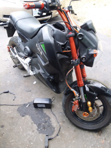 Motorcycle style ebikes 84v 2000w motors