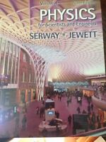 Physics for scientists and engineers 9th edition serway