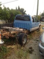2 97 Chevy 3500 Parts Trucks need gone