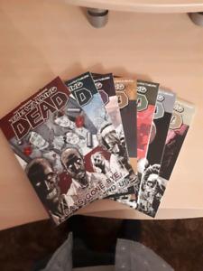 The Walking Dead Volumes 1-7
