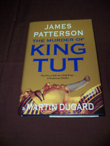 "James Patterson ""The Murder of King Tut"""